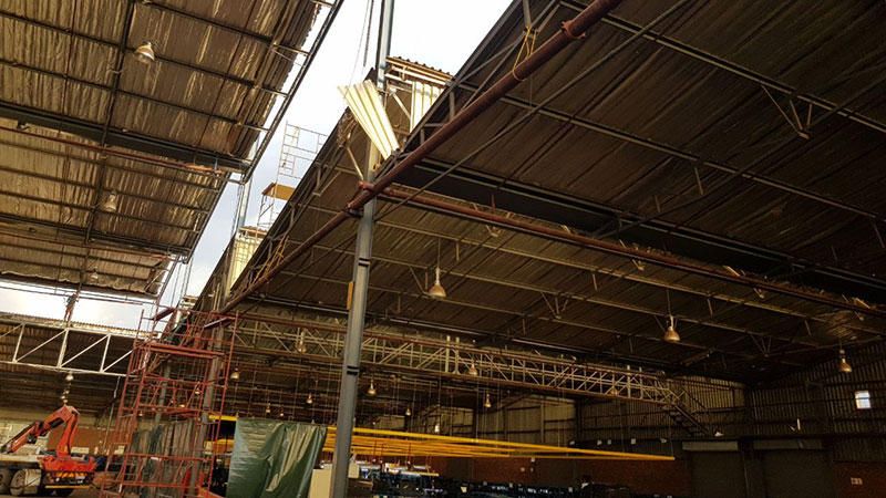 Roof Raising Project - Valoworx